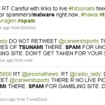 tweet-spam